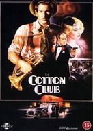 The Cotton Club - Danish DVD cover (xs thumbnail)