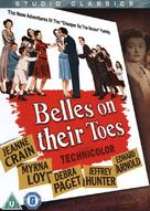 Belles on Their Toes - British Movie Cover (xs thumbnail)