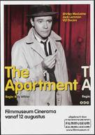 The Apartment - Dutch Movie Poster (xs thumbnail)