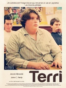 Terri - French Movie Poster (xs thumbnail)