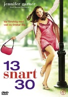 13 Going On 30 - Swedish Movie Cover (xs thumbnail)