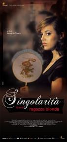 Singularidades de uma Rapariga Loira - Italian Movie Poster (xs thumbnail)