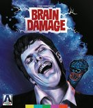 Brain Damage - British Movie Cover (xs thumbnail)