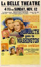 Mr. Smith Goes to Washington - Theatrical movie poster (xs thumbnail)