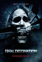 The Final Destination - Movie Poster (xs thumbnail)