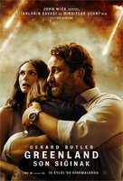 Greenland - Turkish Movie Poster (xs thumbnail)