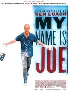 My Name Is Joe - Belgian Movie Poster (xs thumbnail)