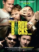 The Hardy Bucks Movie - Irish Movie Poster (xs thumbnail)