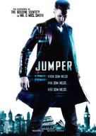 Jumper - Norwegian Movie Poster (xs thumbnail)