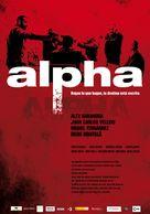 Alpha - Spanish Movie Poster (xs thumbnail)