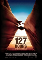 127 Hours - Swiss Movie Poster (xs thumbnail)