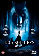 Dog Soldiers - Danish poster (xs thumbnail)