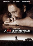 The Life of David Gale - French Movie Poster (xs thumbnail)
