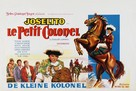 El pequeño coronel - Belgian Movie Poster (xs thumbnail)