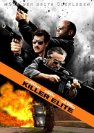 Killer Elite - German Movie Poster (xs thumbnail)