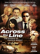 Across the Line: The Exodus of Charlie Wright - DVD movie cover (xs thumbnail)