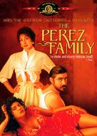 The Perez Family - DVD cover (xs thumbnail)