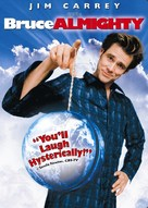 Bruce Almighty - DVD cover (xs thumbnail)