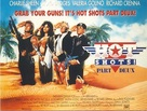 Hot Shots! Part Deux - British Movie Poster (xs thumbnail)