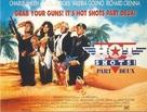 Hot Shots! Part Deux - British Movie Poster (xs thumbnail)
