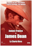 James Dean - Italian Movie Poster (xs thumbnail)