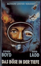 Evil in the Deep - German Movie Cover (xs thumbnail)