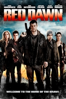 Red Dawn - Canadian DVD movie cover (xs thumbnail)