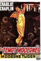 Modern Times - Belgian DVD cover (xs thumbnail)