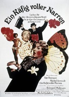 Cage aux folles, La - German Movie Poster (xs thumbnail)