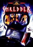 Shredder - DVD cover (xs thumbnail)