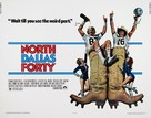 North Dallas Forty - Movie Poster (xs thumbnail)