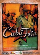 Cuba feliz - French Movie Poster (xs thumbnail)