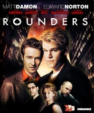 Rounders - Blu-Ray cover (xs thumbnail)