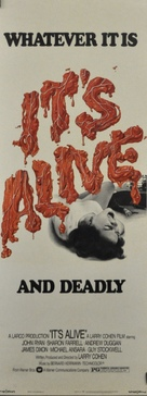 It's Alive - Movie Poster (xs thumbnail)