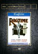 Ragtime - Czech DVD cover (xs thumbnail)