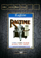 Ragtime - Czech DVD movie cover (xs thumbnail)