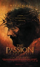 The Passion of the Christ - Norwegian Movie Poster (xs thumbnail)