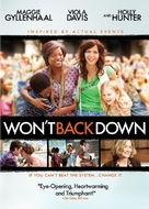 Won't Back Down - DVD cover (xs thumbnail)