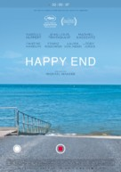 Happy End - German Movie Poster (xs thumbnail)
