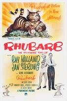 Rhubarb - Movie Poster (xs thumbnail)