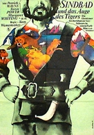 Sinbad and the Eye of the Tiger - German Movie Poster (xs thumbnail)