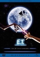 E.T.: The Extra-Terrestrial - DVD movie cover (xs thumbnail)