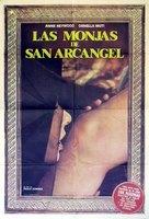 Le monache di Sant'Arcangelo - Argentinian DVD cover (xs thumbnail)