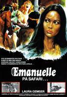 Emanuelle e gli ultimi cannibali - Danish Movie Poster (xs thumbnail)