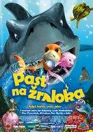 Shark Bait - Czech Movie Poster (xs thumbnail)