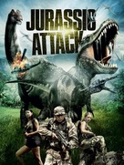 Jurassic Attack - DVD cover (xs thumbnail)