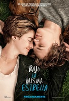 The Fault in Our Stars - Mexican Movie Poster (xs thumbnail)