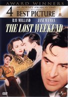 The Lost Weekend - DVD cover (xs thumbnail)