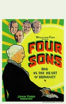 Four Sons - Movie Poster (xs thumbnail)