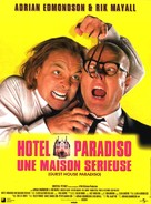 Guest House Paradiso - French Movie Poster (xs thumbnail)